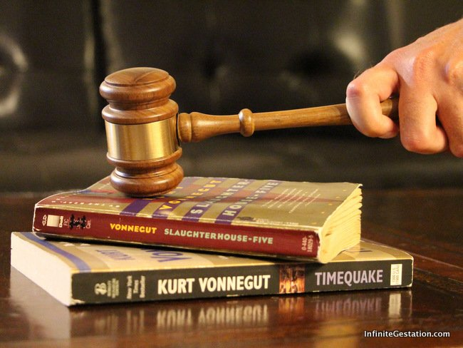 Grant Defends Kurt Vonnegut | Episode 005