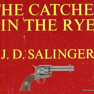 Guns Don't Kill People – The Catcher in the Rye Kills People   Episode 010