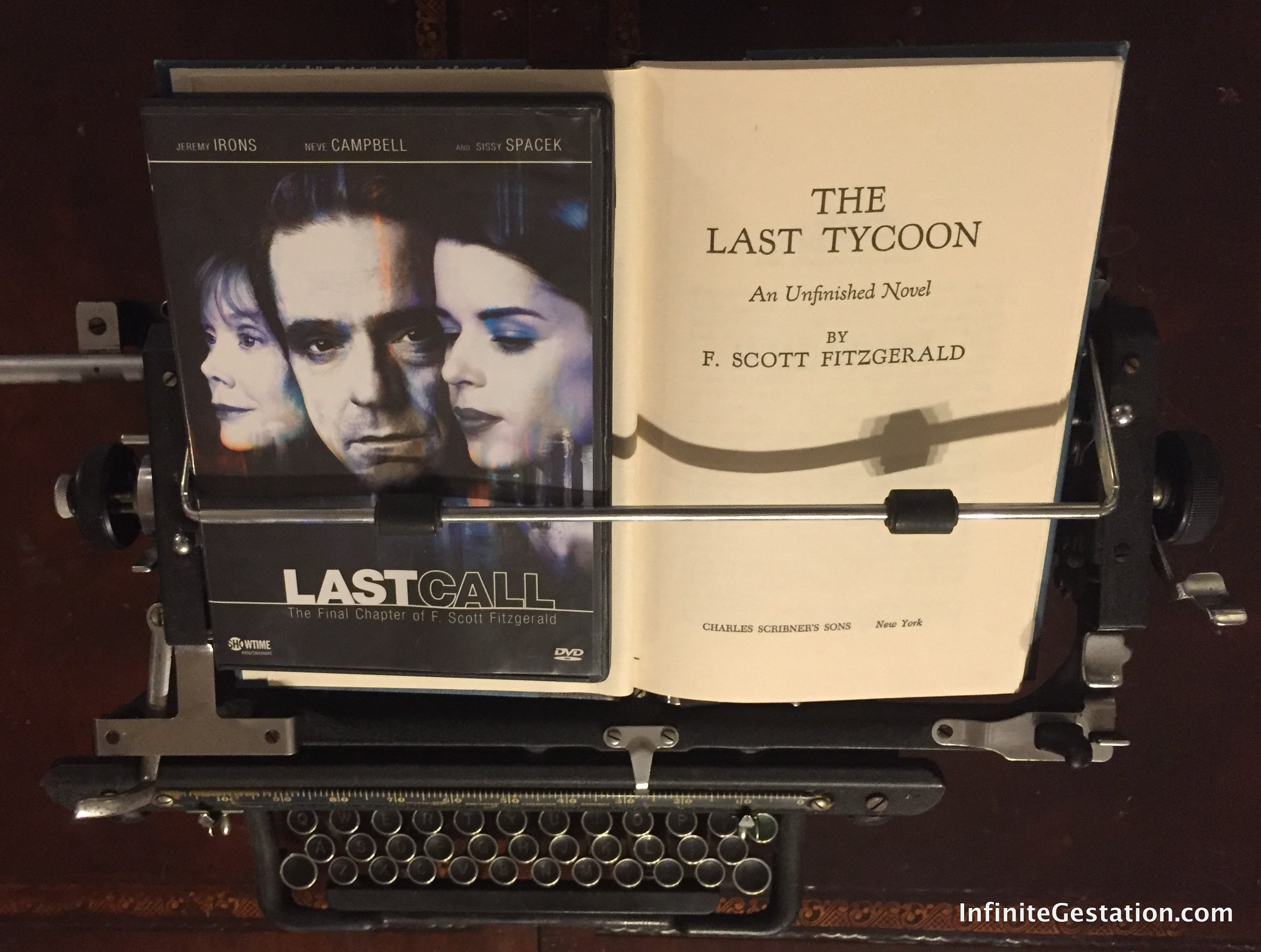 Fitzgerald at the Movies – Last Call (2002 Film) | Episode 015
