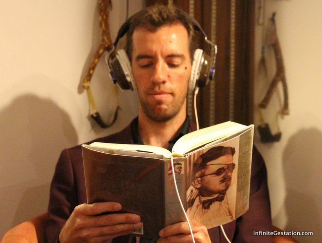 The Talk on Listening to Audiobooks | Episode 018