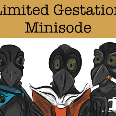 Limited Gestation – Minisode 001 | Murakami's Stolen Reading List