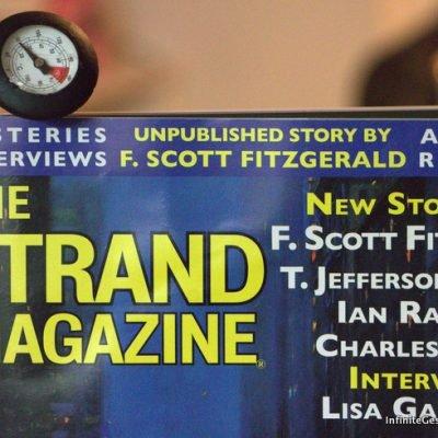 "Fitzgerald's Lost & Found – ""Temperature"" by F. Scott Fitzgerald   Episode 024"