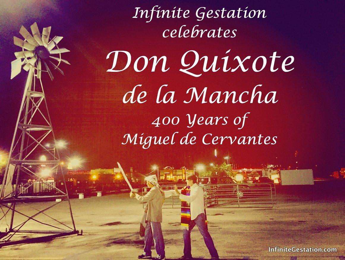 Don Quixote de la Mancha – Celebrating 400 Years of Miguel de Cervantes | Episode 036