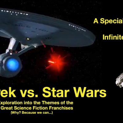 Star Trek vs. Star Wars | Episode 037